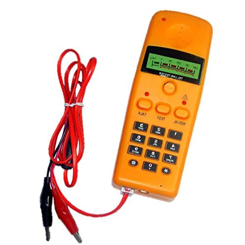 Holdwell Serial Mini Telephone Line Teser ST220B DTMF for GB/T15279-94 Lineman Test Sets