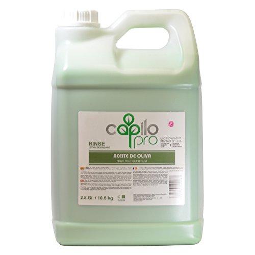 Capilo Pro Olive Oil (Aceite de Oliva) 2.8-gallon Rinse - Shampoo Oliva Olive Oil