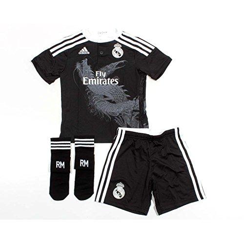 b99d5a628ed Galleon - 2014-15 Real Madrid Adidas 3rd Mini Kit