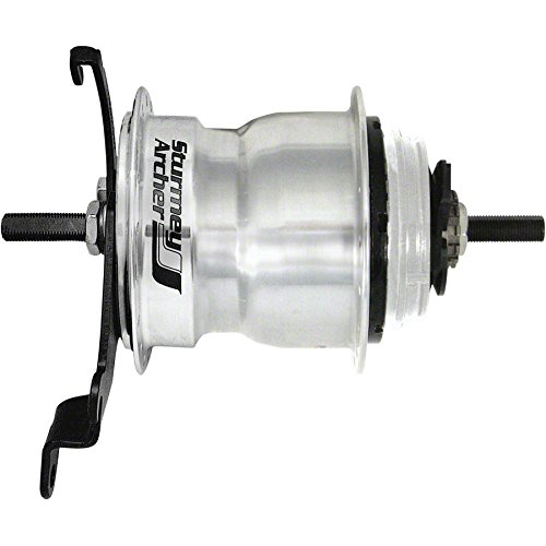 Sturmey-Archer Sturmey Archer S80 8 SPD Internal Drum Brake 36H ()