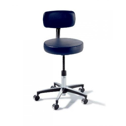 Midmark 275-001 Ritter Model 274 and 275 Adjustable Stool with Back ( Each ) ()