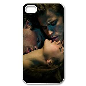 Custom Colorful Case for Iphone 4,4S, The Vampire Diaries Cover Case - HL-2976513