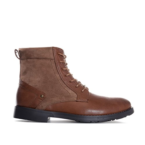 Firetrap Men's Soft Round Boot US9 Brown