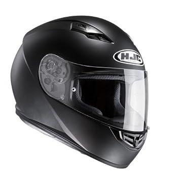 Semi Flat Negro Talla L HJC 10107009 Casco de Moto