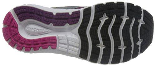 15 De Chaussures Glycerin Brooks Gymnastique Noir Femme fqwzx0v5