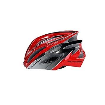 Ultra ligero - Casco de bicicleta especializado, casco ajustable del deporte Cascos de la bici