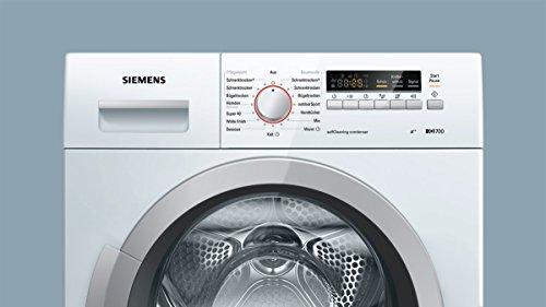 Siemens iq wt w fcb isensoric wärmepumpentrockner a