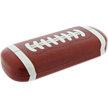 Hard Shell Eyeglass Case For Boys & Girls, Kids Small Glasses Case, Sports Ball