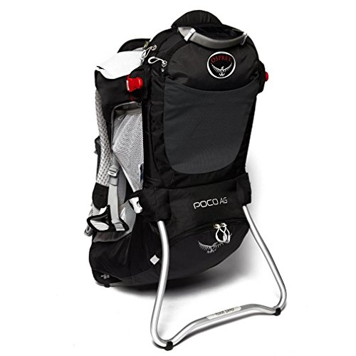 Osprey Poco AG Child Carrier, Black, One ()