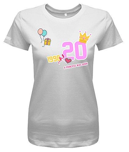 Jayess Sticker Bomb a Princess was Born 20 Jahrgang 1998 Damen ...