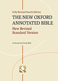 The new oxford annotated bible with apocrypha new revised standard the new oxford annotated bible new revised standard version fandeluxe Image collections