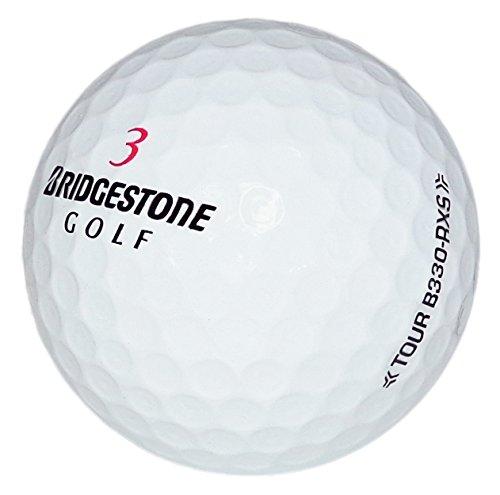 Bridgestone B330-RXS Refurbished Golf Balls (Pack of 36 Balls)