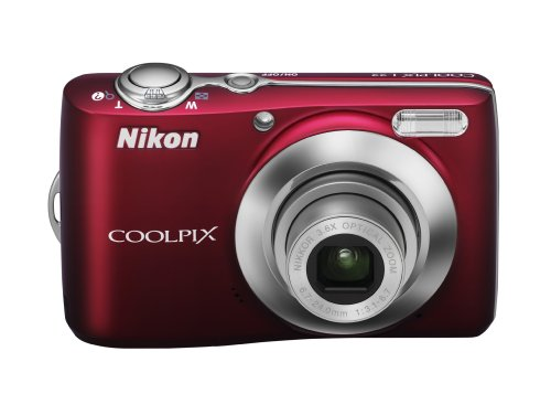 amazon com nikon coolpix l22 12 0mp digital camera with 3 6x rh amazon com Nikon L22 COOLPIX Camera Cord Nikon Coolpix L22 Camera