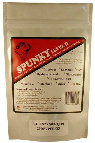 Equerry's Spunky Level II Formulated Probiotics for Dogs 8 oz