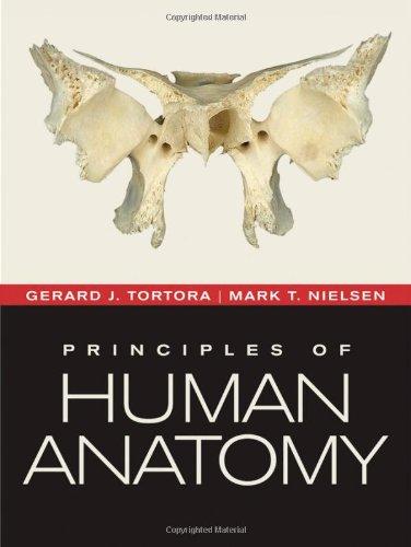 Principles Of Human Anatomy Gerard J Tortora Mark Nielsen