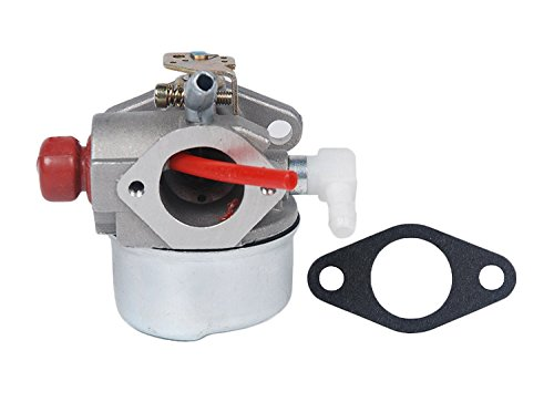 - HIFROM Replace Carburetor Carb for Tecumseh 640173 640174 640262 640262A 640124 640156 640168 LEV110 LEV115 LEV120, Lawn Mower Carburetor with Gasket