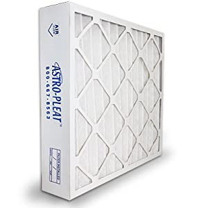 Air Filters Inc Astro Pleat 18x24x4 Standard Pleated Ac
