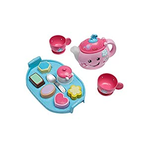 Fisher-Price Sweet Manners Tea Set,...