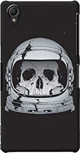 DailyObjects Astroskull Case For Sony Xperia Z1