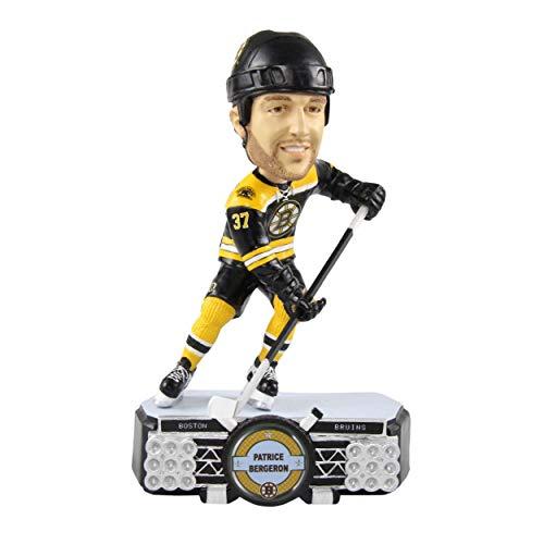 - Patrice Bergeron (Boston Bruins) Stadium Lights Bobblehead by Foco