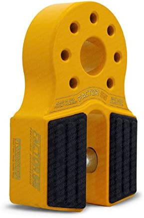 Yellow Factor 55 FlatLink Loaded Shackle Mount 16.000 Lbs