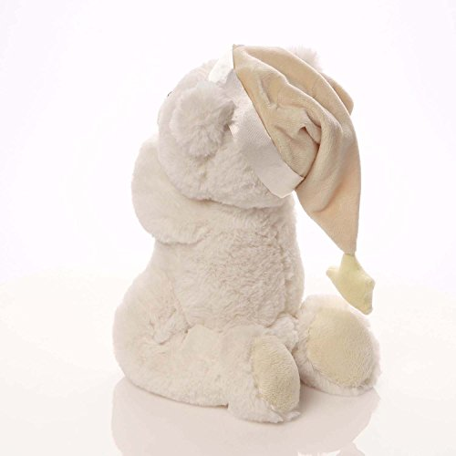 GUND Prayer Teddy Bear Musical Baby Stuffed Animal