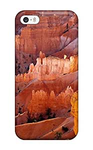Durable Defender Case For Iphone 5/5s Tpu Cover(bryce Canyon)