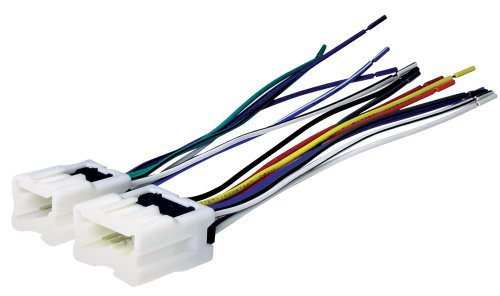 Scosche NN03B Wire Harness to Connect An Aftermarket Stereo Receiver for Select 1995-Up Infiniti/Nissan Nissan Altima Aftermarket