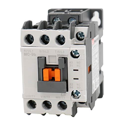 Baomain MEC Magnetic AC Contactors MC-9b 110VAC 50/60Hz 1a1b DIN Rail UL CE Listed