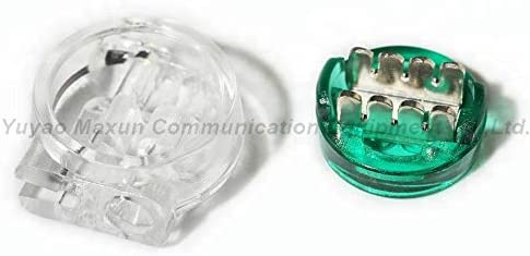 Uvital 200 Pack UG Quick Wire Splice connectors Standard Scotchlok UG K5 Sealed Communication Connector