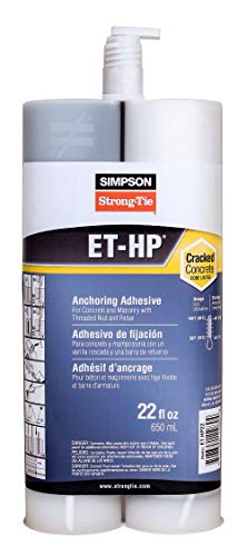 Epoxy-Tie 22 Oz Anchoring Adhesive
