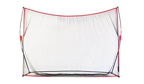 OUTCAMER Golf Hitting Net 10 x 7 ft Collapsible Portable Golf Practice Driving Net for Backyard Training Indoor and Outdoor by OUTCAMER (Image #2)