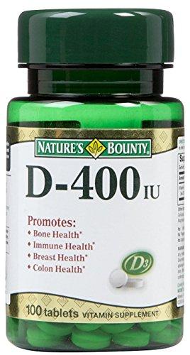 vitamin d 400 mg - 2