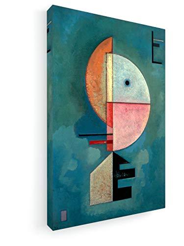 weewado Wassily Kandinsky - hacia Arriba - 1929-60x90 cm ...