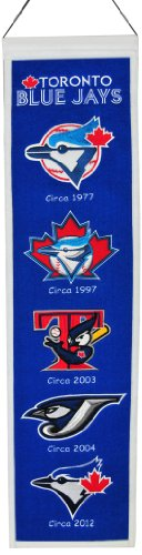 - MLB Toronto Blue Jays Heritage Banner