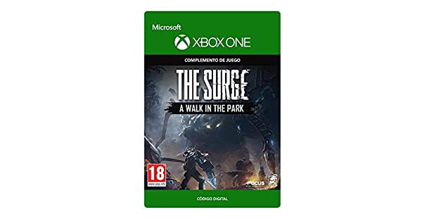The Surge: A Walk in the Park   Xbox One - Código de descarga: Amazon.es: Videojuegos