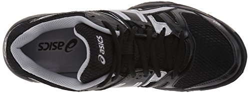 Asics Womens Gel Rocket 7 Volley Ball Onice Onice / Argento