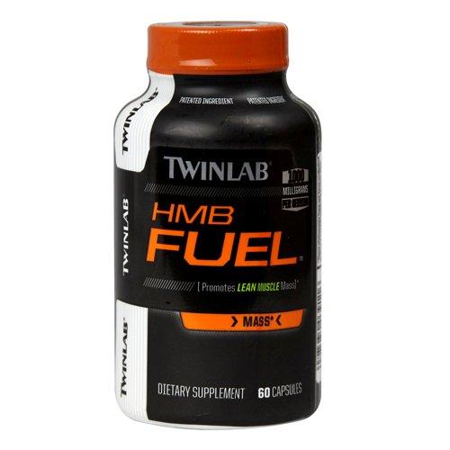 Twinlab Hmb Fuel Capsules, 60 Count