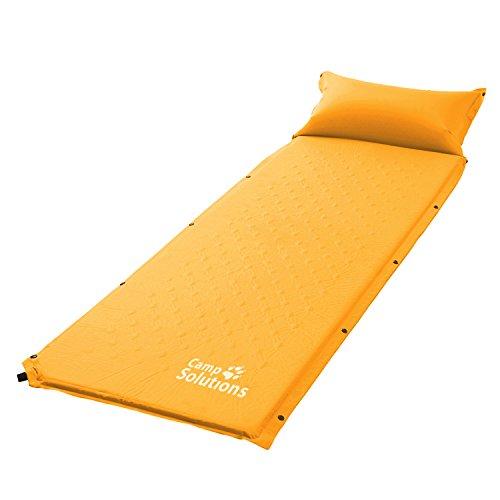 Inflating Sleeping Pillow Lightweight Camping