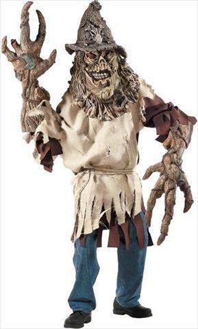 Rubie's 73274 Scarecrow Creature Reacher Costume -