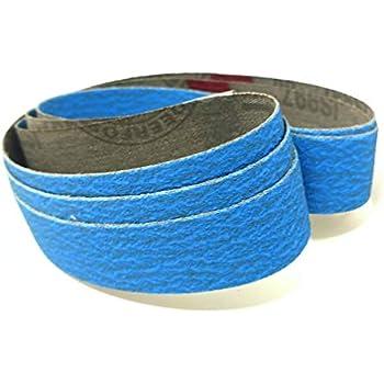 1x30 80 Grit Ceramic Sharpening Amp Sanding Belts 3 Pk
