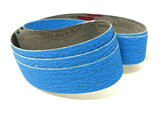 1x30-80 Grit Ceramic Sharpening & Sanding Belts 3 Pk for sale  Delivered anywhere in USA
