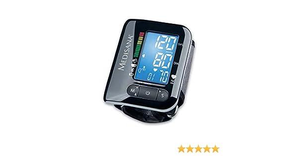 Medisana SL 100 Connect Muñeca Automático 2usuario(s) - Tensiómetro (LCD, 800 mm, 650 mm, 170 mm, 150 g): Amazon.es: Salud y cuidado personal