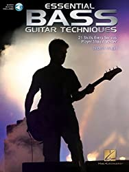 Essential Bass Guitar Techniques: 21 Skills Every Serious Player Should Master by Kringel, Chris (2014) Paperback