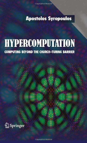 Download Hypercomputation (Monographs in Computer Science) Pdf