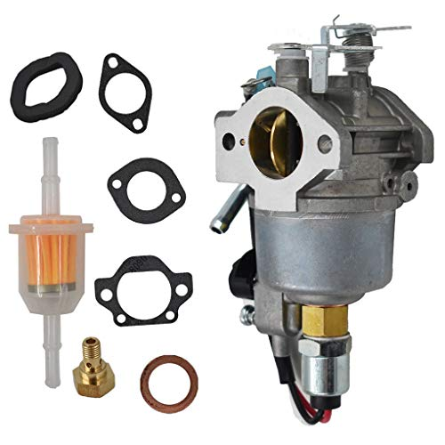 Topker Carburetor Replacement for Onan Cummins A042P619 146-0785 and Gasket Set Generator Accessories by Topker (Image #1)