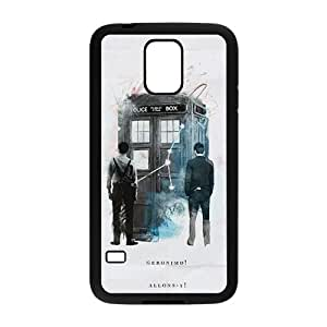 Happy Doctor Who Fahionable And Popular Back Case Cover For Samsung Galaxy S5