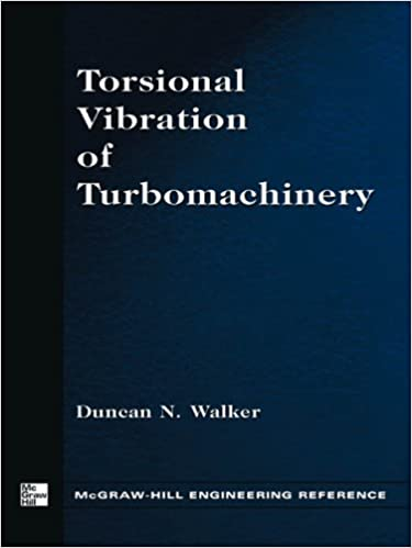Torsional Vibration of Turbo-Machinery (Engineering Reference) 1st Edition, Kindle Edition