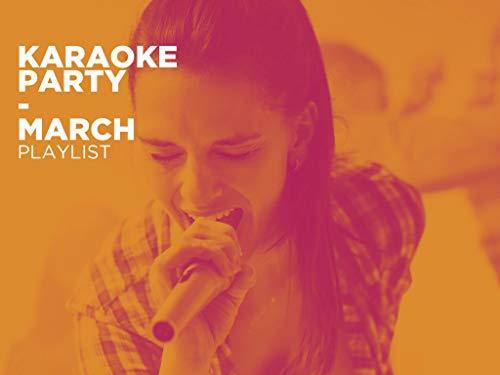 Diamond Pink Stingray - Karaoke Party - March