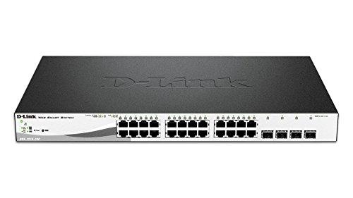 D-Link WebSmart DGS-1210-28P Ethernet Switch by D-Link